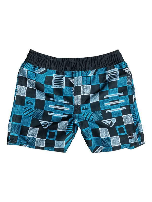 0 Baby Checkered Volleys  40575015 Quiksilver