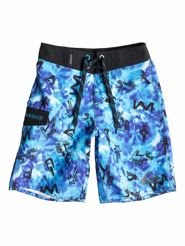 0 Baby Ghetto City Boardshorts  40575084 Quiksilver