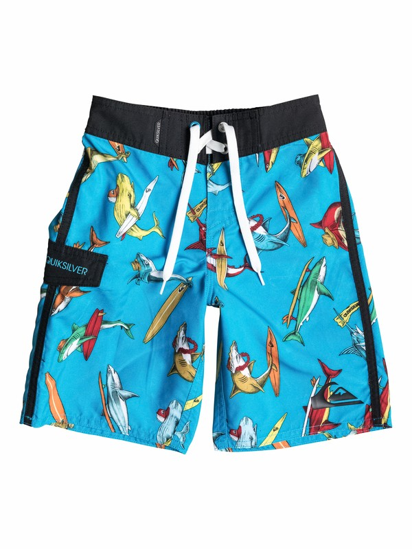 0 Baby Shark Surf Boardshorts  40575102 Quiksilver