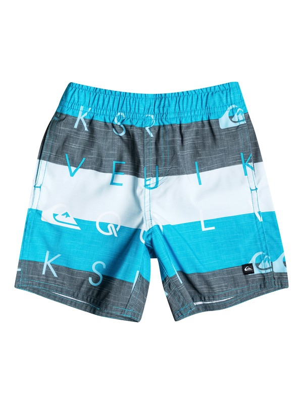 0 Baby Letter Press Volleys  40575104 Quiksilver