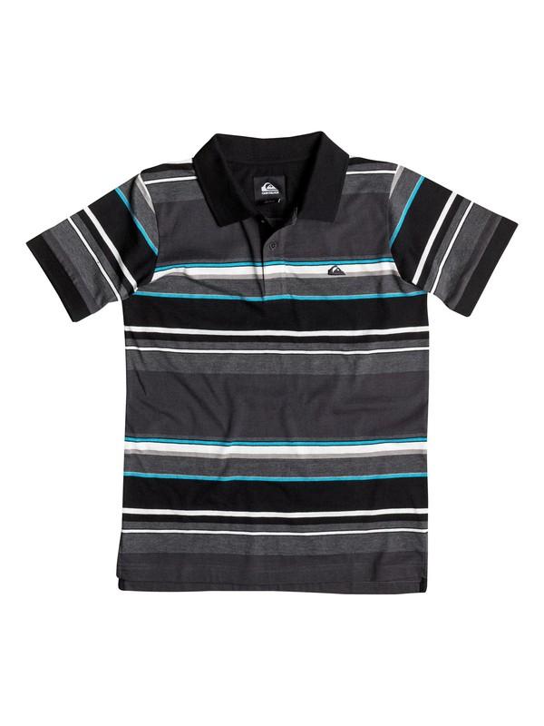 0 Boys 2-4 Decay Stripe Polo Shirt  40644006 Quiksilver