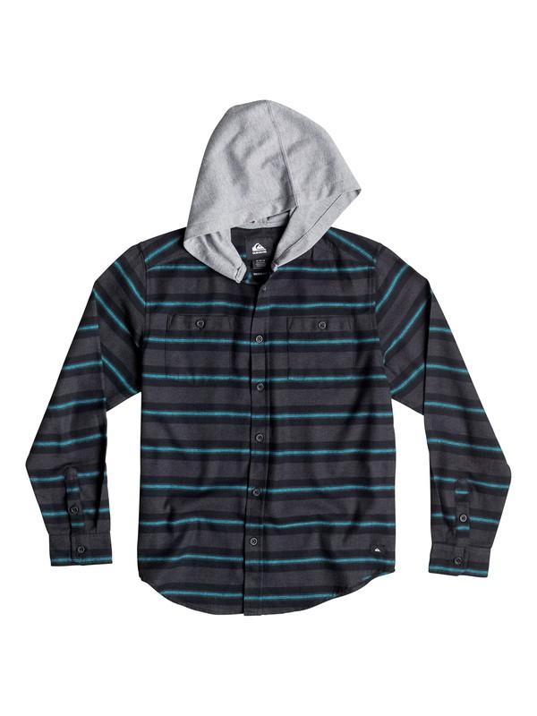0 Boys 2-4 Craftsman Long Sleeve Flannel Shirt  40644031 Quiksilver