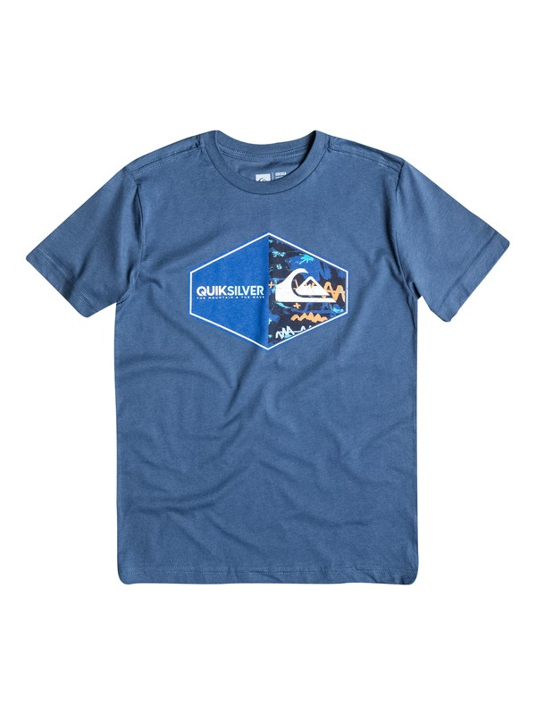 0 Boys 2-4 Straight Up Tee  40644064 Quiksilver