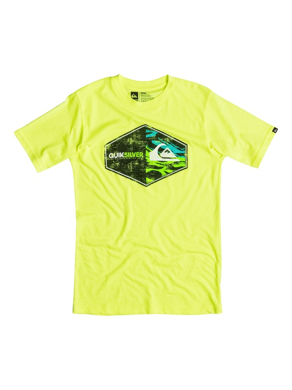 0 Boys 2-4 Sided Tee  40644065 Quiksilver