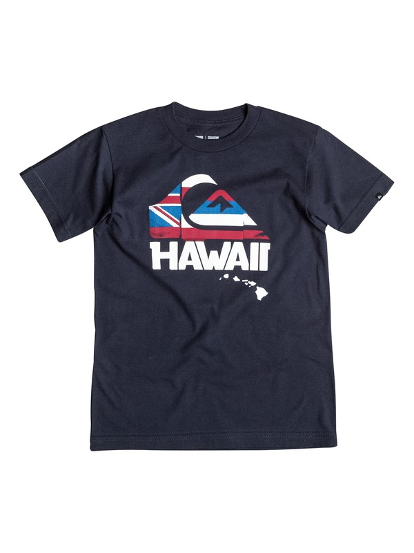 0 Boys 2-4 Native Tee  40644122 Quiksilver