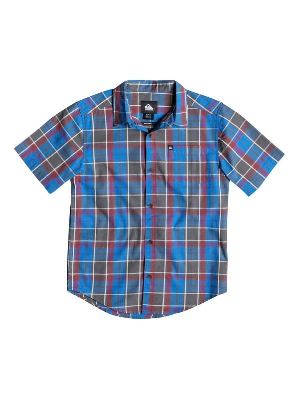 0 Boys 2-4 Think Short Sleeve Shirt  40644139 Quiksilver
