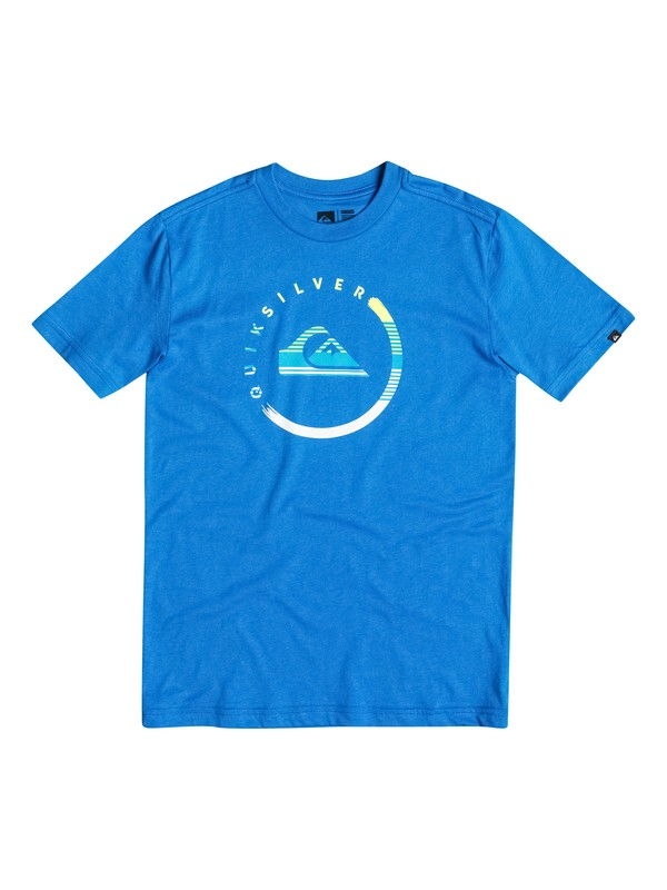 0 Boys 2-4 Active Plus T-Shirt  40644164 Quiksilver
