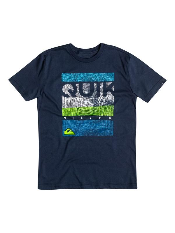 0 Boys 2-4 Dotty T-Shirt  40644167 Quiksilver