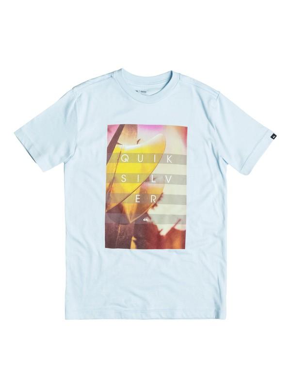 0 Boys 2-4 Hoyo Fins T-Shirt  40644172 Quiksilver