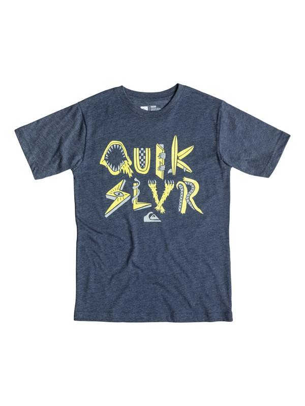0 Boys 2-4 Monster Parts T-Shirt  40644174 Quiksilver