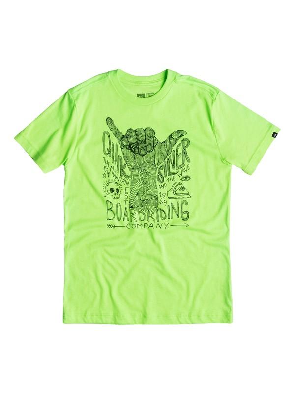 0 Boys 2-4 Shaka T-Shirt  40644186 Quiksilver