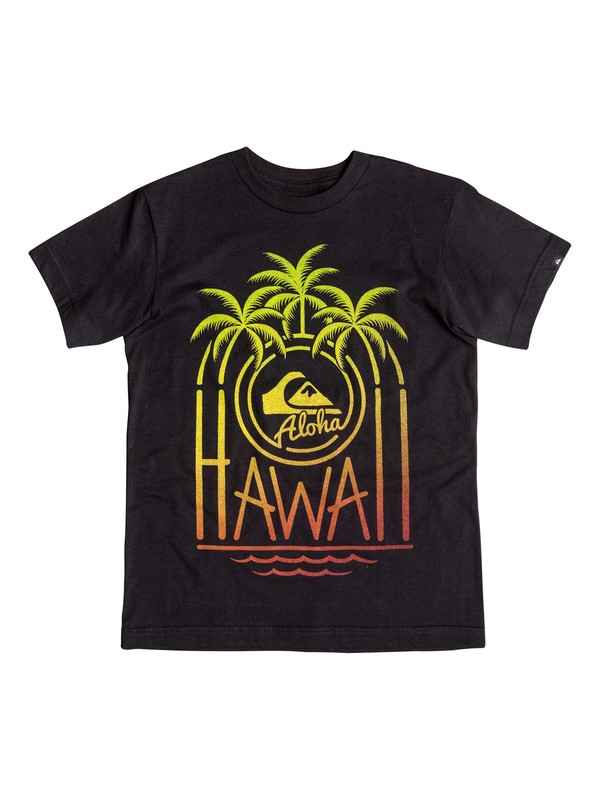 0 Boys 2-4 Aloha Motel T-Shirt  40644188 Quiksilver