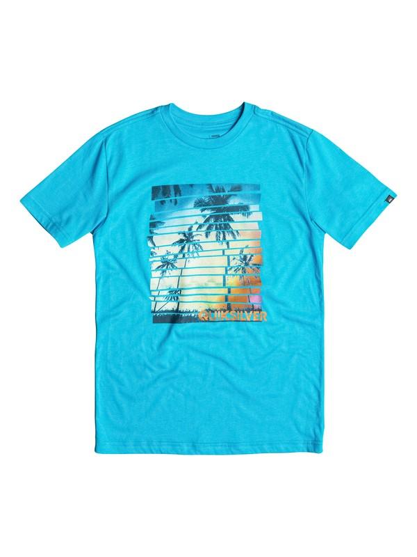 0 Boys 2-4 Lense Flare T-Shirt  40644197 Quiksilver