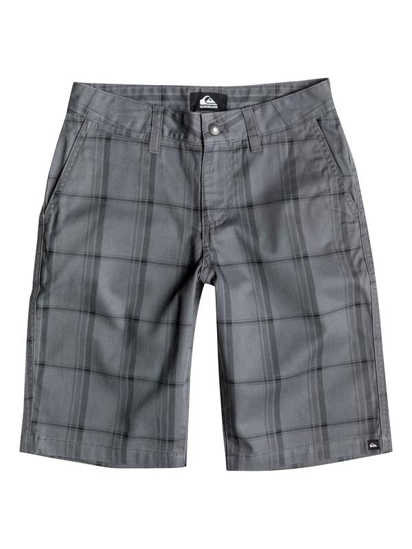 0 Boys 2-4 Union Surplus Shorts  40645013 Quiksilver