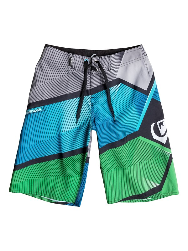 0 Boys 2-4 Twisted Boardshorts  40645049 Quiksilver