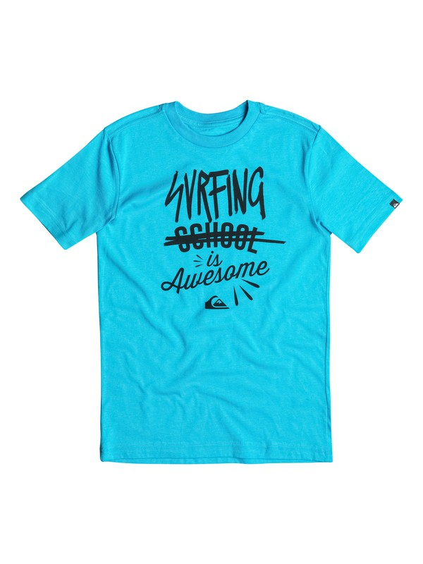 0 Boys 4-7 Awesome Tee  40654076 Quiksilver