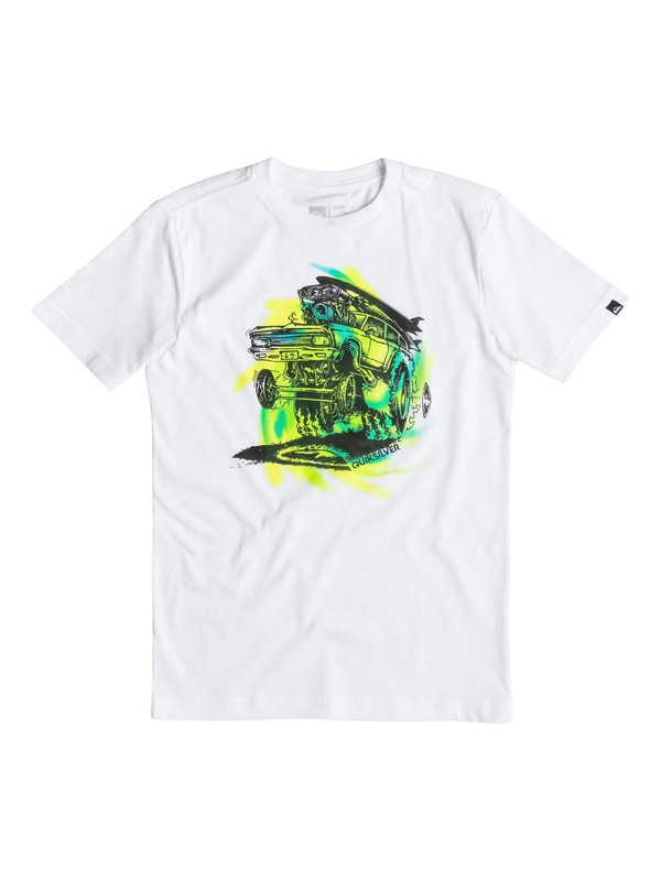 0 Boys 4-7 Rat Wagon Tee  40654084 Quiksilver