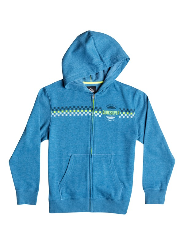 0 Boys 4-7 Super Dooper Zip-Up Hoodie  40654132 Quiksilver