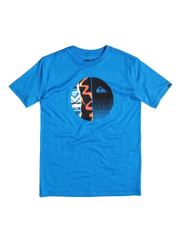 0 Boys 4-7 Deep Scape Ball T-Shirt  40654171 Quiksilver
