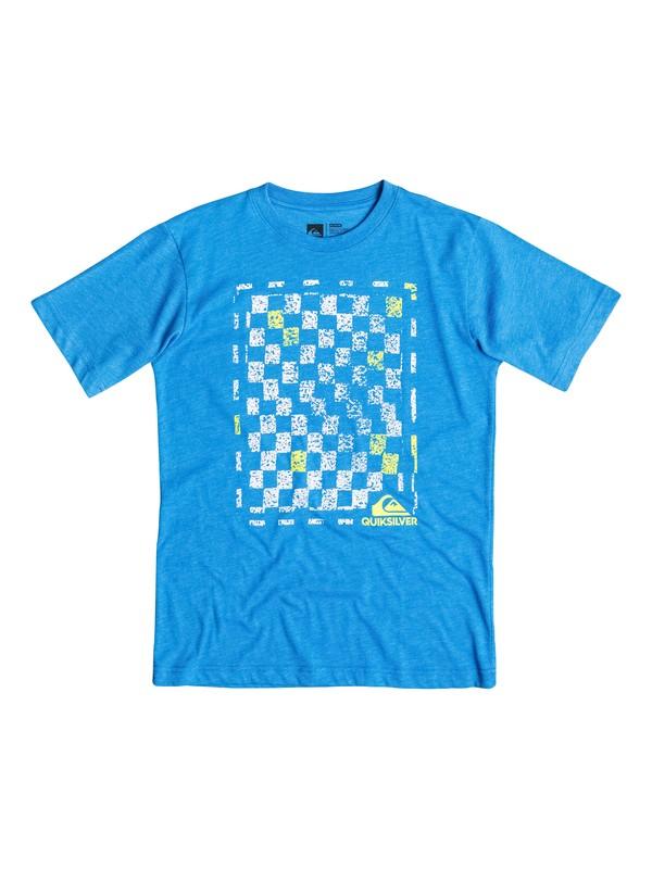 0 Boys 4-7 Chaotic T-Shirt  40654177 Quiksilver