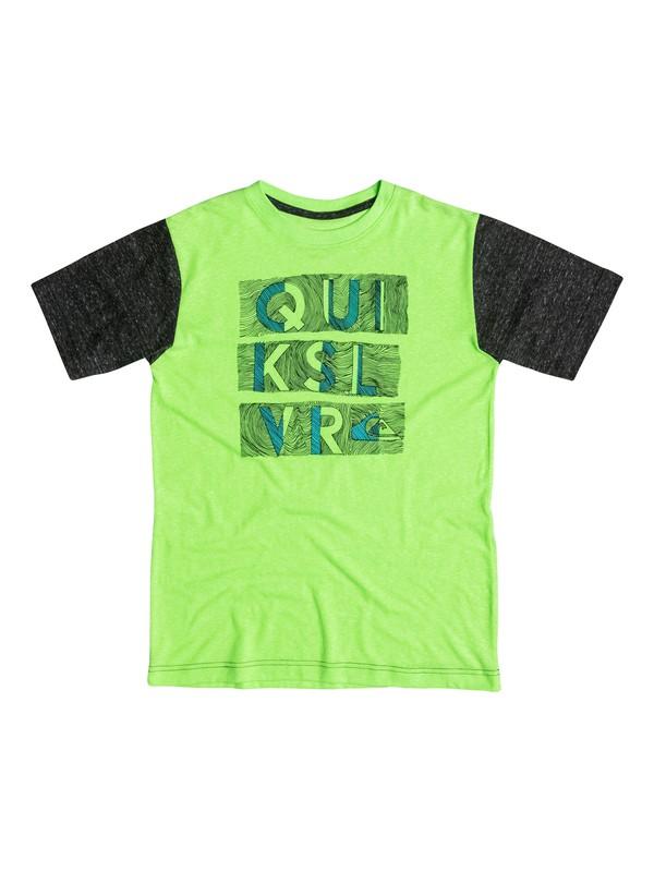 0 Boys 4-7 Divide T-Shirt  40654182 Quiksilver