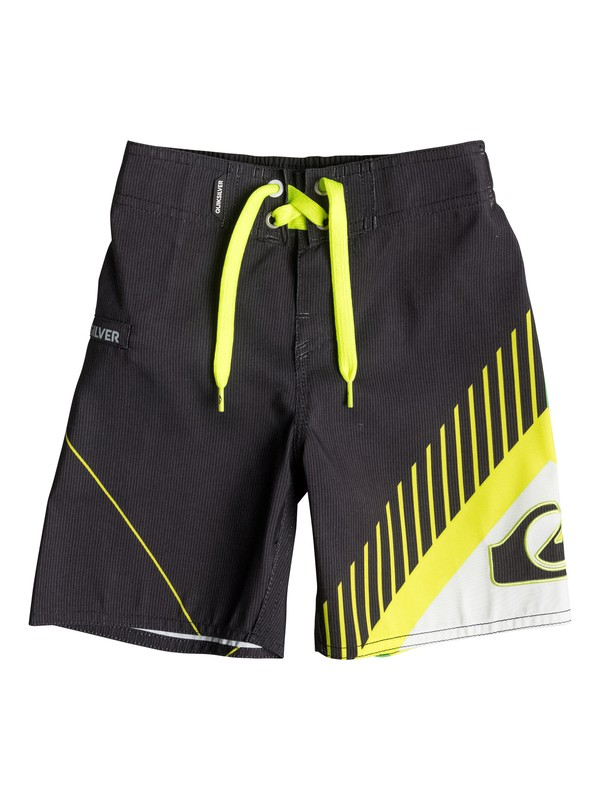 0 Boys 4-7 New Wave Panel Boardshorts  40655021 Quiksilver