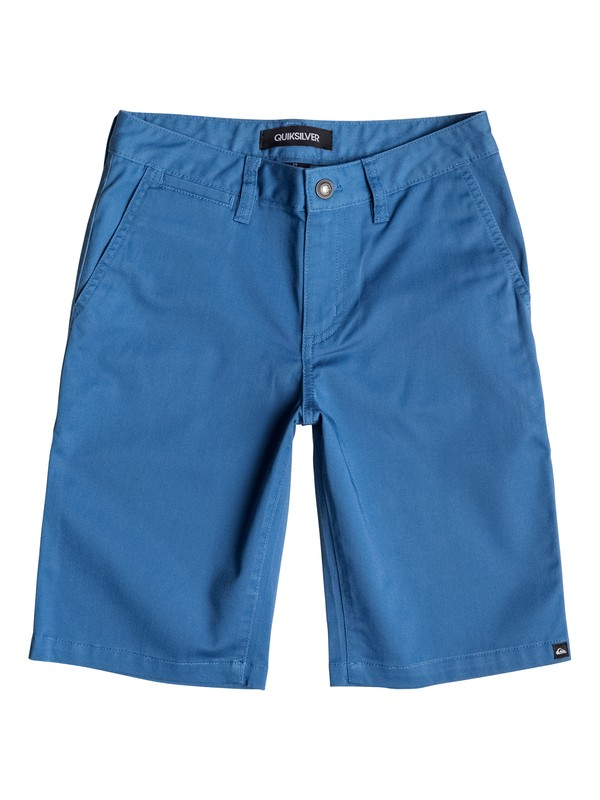 0 Boys 4-7 Everyday Union Stretch Shorts  40655029 Quiksilver