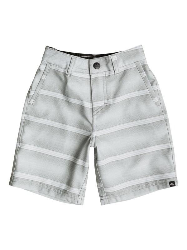 0 Boys 4-7 Stripes Amphibian Shorts  40655043 Quiksilver