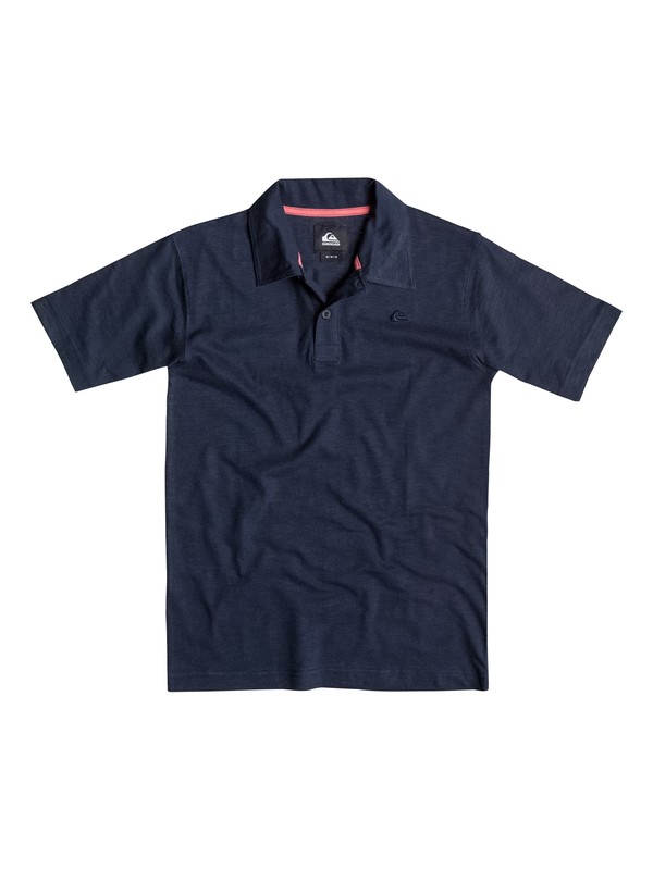 0 Boys 8-16 Moss Side Polo Shirt  40664005 Quiksilver