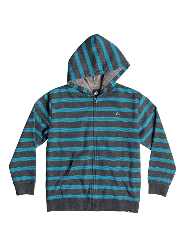 0 Boys 8-16 Tracker Sherpa Zip-Up Hoodie  40664038 Quiksilver