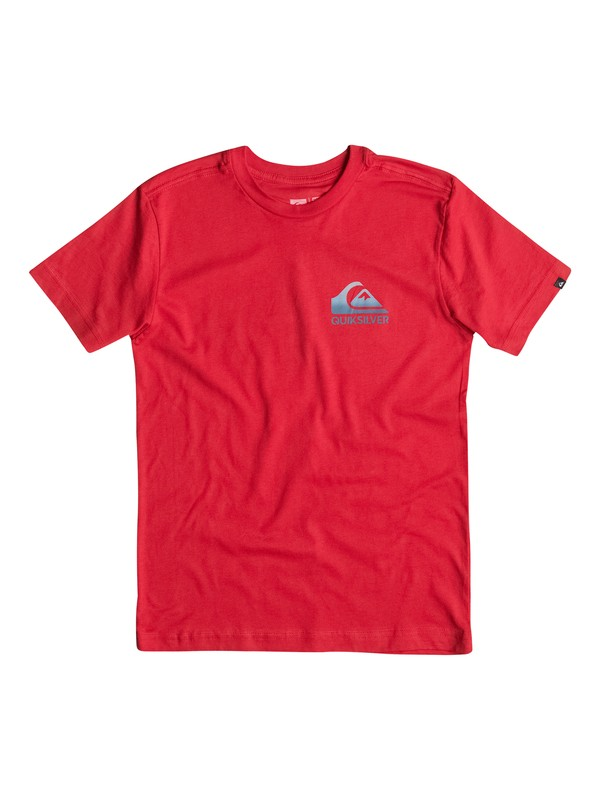 0 Boys 8-16 Everyday Blend Tee  40664063 Quiksilver