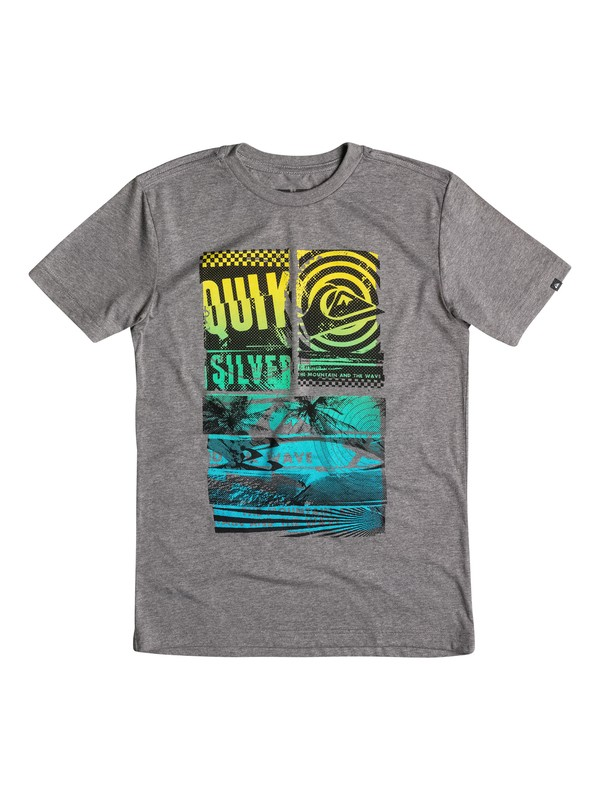 0 Boys 8-16 Rise And Shine Tee  40664073 Quiksilver