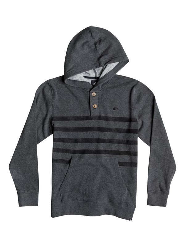 0 Boys 8-16 Row Over Pullover Sweatshirt  40664129 Quiksilver