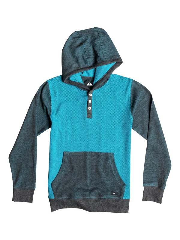 0 Boys 8-16 Linked Hoodie  40664159 Quiksilver