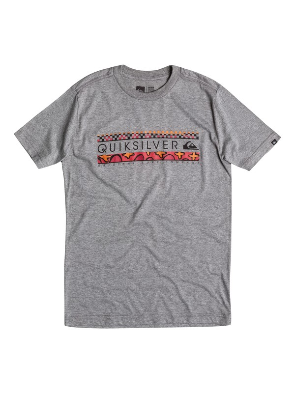 0 Boys 8-16 Flashpoint T-Shirt  40664165 Quiksilver