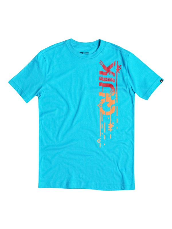 0 Boys 8-16 Digidown T-Shirt  40664168 Quiksilver