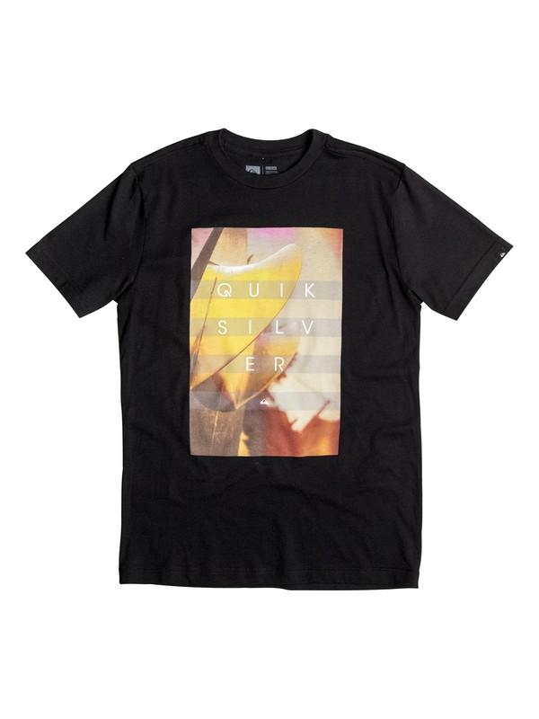 0 Boys 8-16 Hoyo Fins T-Shirt  40664172 Quiksilver