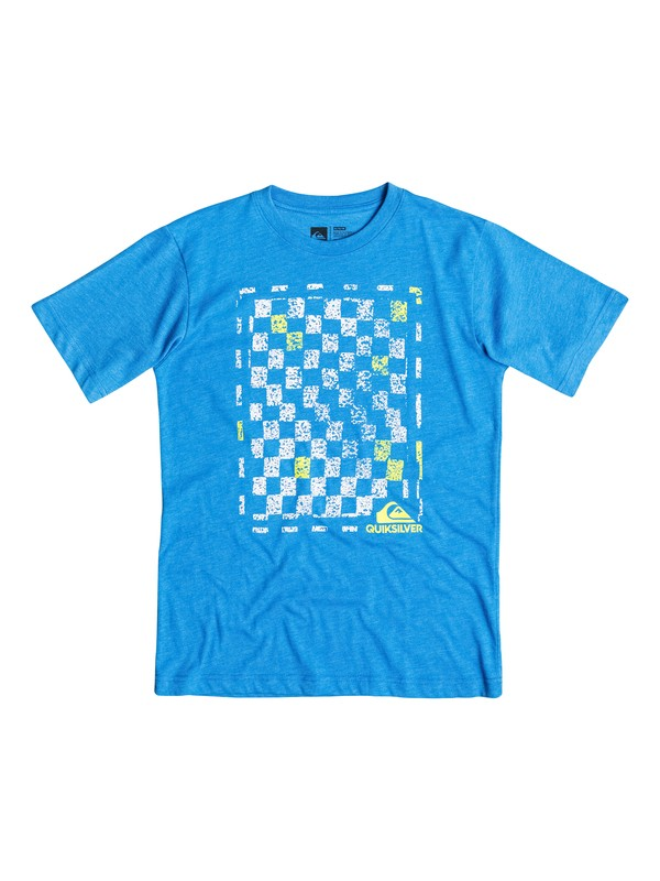 0 Boys 8-16 Chaotic T-Shirt  40664177 Quiksilver