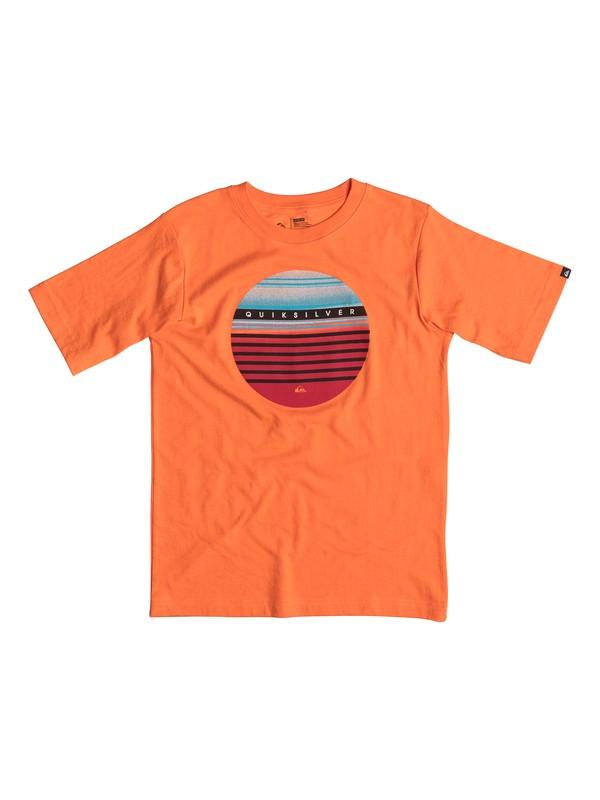 0 Boys 8-16 Everyday Circle T-Shirt  40664179 Quiksilver