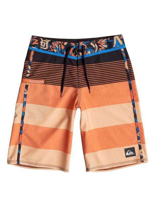 0 Boys 8-16 Brigg Remix Boardshorts  40665016 Quiksilver