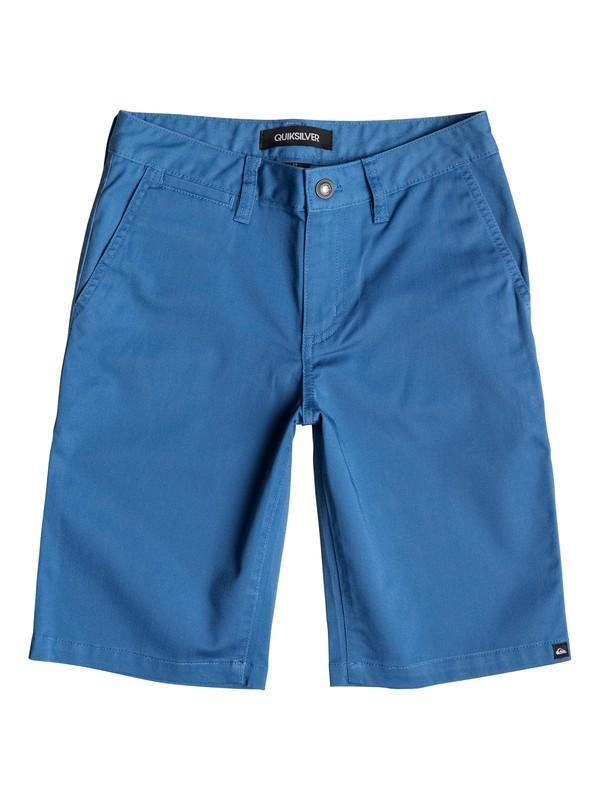 0 Boys 8-16 Everyday Union Stretch Shorts  40665029 Quiksilver