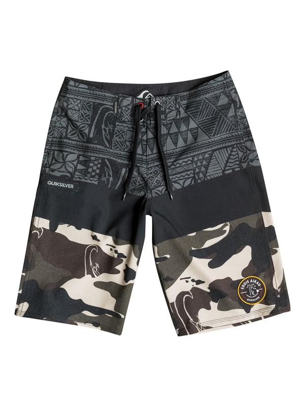 0 Boys 8-16 Sunset Eddie Boardshorts  40665050 Quiksilver