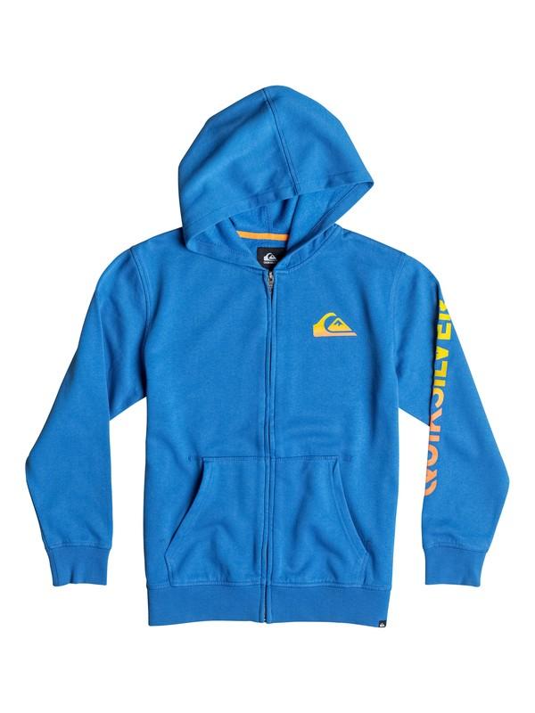 0 Baby Everyday Blend Zip-Up Hoodie  40674004 Quiksilver
