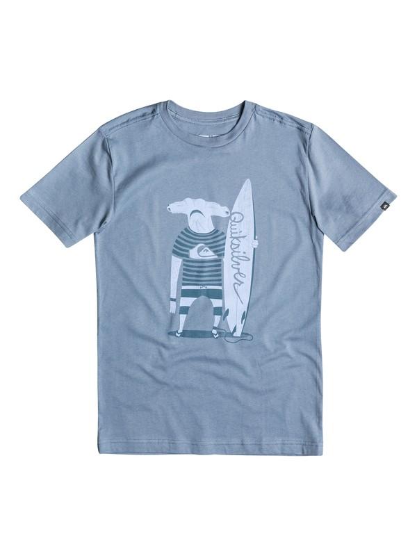 0 Baby Sharkdude Tee  40674081 Quiksilver