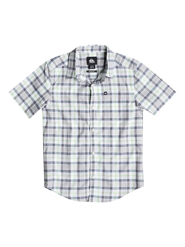 0 Baby Patman Short Sleeve Shirt  40674138 Quiksilver
