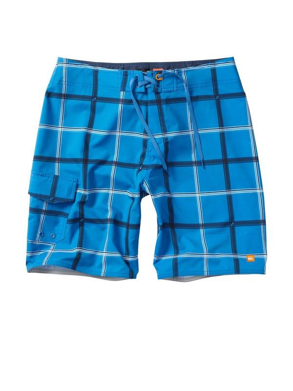 0 Men's Square Root Boardshorts  501566 Quiksilver
