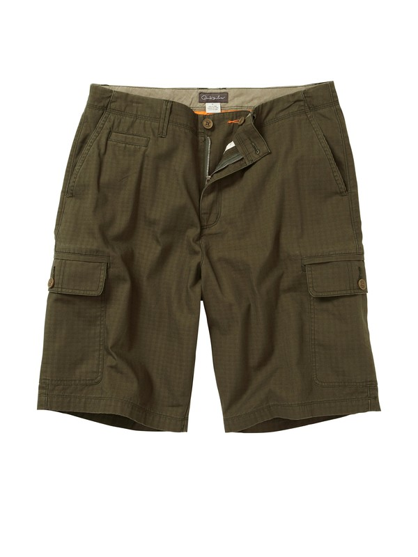 0 Men's Trails Cargo Shorts  504242 Quiksilver