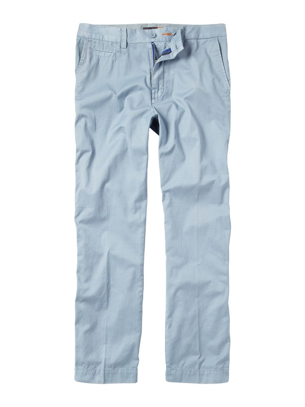 0 Men's Brizzie Chino Pants  505291 Quiksilver