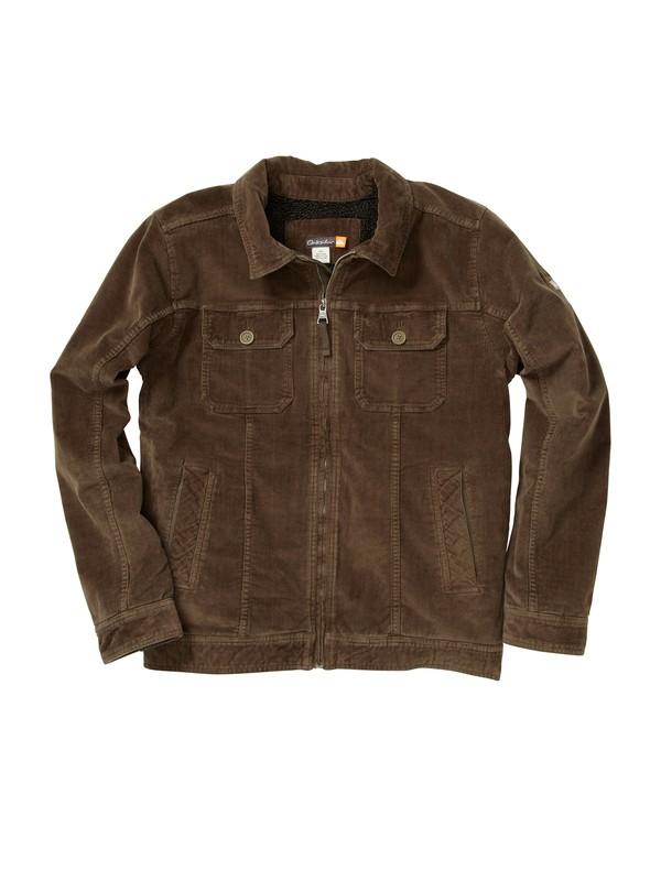 0 Men's Santa Cruz Corduroy Jacket  506196 Quiksilver
