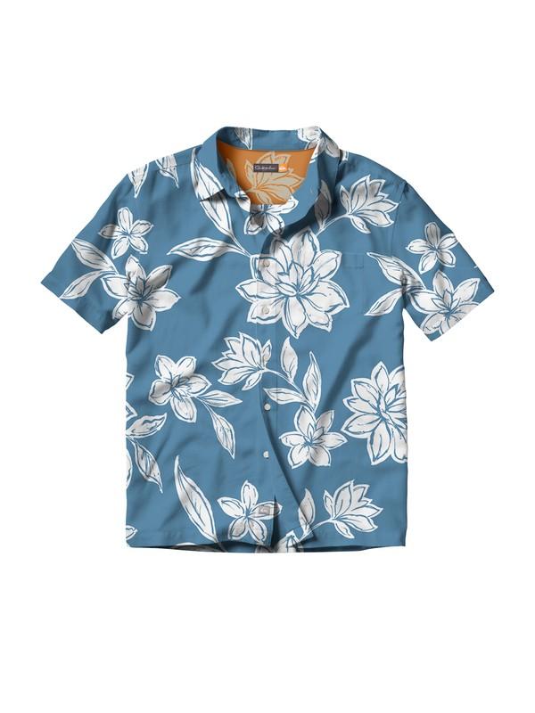 0 Men's Kiribati Shirt  509960 Quiksilver